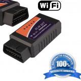 Elm327 Wi Fi Wifi Nou Interfata Diagnoza Universala Tester Obd2 Wireless Pentru Ipad Iphone - Interfata diagnoza auto