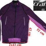 Geaca / vesta ciclism windstopper softshell Crane, dama, marimea 40