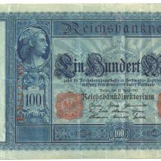 GERMANIA 100 MARK MARCI 21 Aprilie 1910 [3]