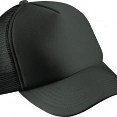 Sapca Barbati - SAPCA TRUCKER, SNAPBACK, cu plasa, Model 3, culoare Negru, reglabila, UNISEX !