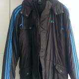 Geaca Adidas noua - Geaca barbati Adidas, Marime: M, Culoare: Bleumarin