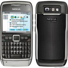Telefon mobil Nokia E71, Gri, Neblocat - Nokia E71 - NECESITA ECRAN