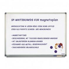 TABLA MAGNETICA MAGNETOPLAN 180x120 cm - Tabla de conferinta