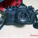 Aparat foto cu film, revue flex sdi, perfect functional, SLR, Mediu