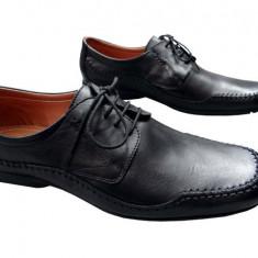 Pantofi barbati piele naturala Denis-891-n