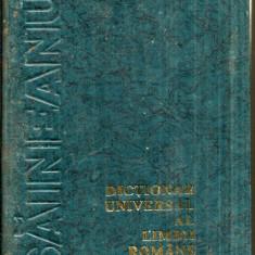(E) DICTIONAR UNIVERSAL AL LIMBII ROMANE VOL 1