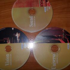 3 cd-uri, BUDDHA-BAR, Editie aniversara, 10 ani - Muzica Chillout Altele