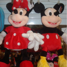 Plus Minnie si Mickey Disney - MICKEY MOUSE SI MINIE MOUSE DIN CLUB HOUSE MICKEY DISPONIBILE IN VARIANTA 90 CM