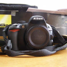 Vand Body Nikon D3100 Impecabil! - Aparat Foto Nikon D3100