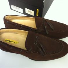 Pantofi Sabelt marimea 40 -50% - Pantofi barbati, Culoare: Maro