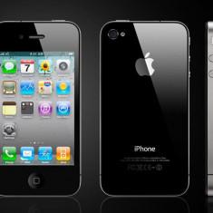 Vand Apple iPhone 4 8GB, Negru, Vodafone