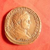 Sestert Imparat Antoninus Pius, revers Securitas Perpetuae - Copie veche, bronz - Rara ! - Moneda Antica