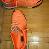 Ghete fotbal Nike CTR360 Libretto Nr.42, Marime: 42, Orange, Barbati, Teren sintetic