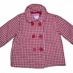 Palton fete firma Hema marimea 80 cm pentru 12 -18 luni