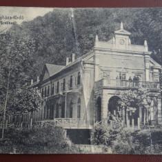 Vedere/Carte postala - Menyhaza furdo - Baile Moneasa - Carte Postala Transilvania dupa 1918