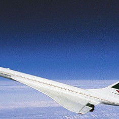 4257 Concorde - Macheta Aeromodel Revell