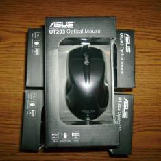 Mouse ASUS UT203 + mousepad cadou, USB, Optica, 1000-2000