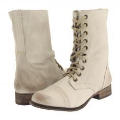 Boots femei 345 Steve Madden Troopa   100% originali   Livrare cca 10 zile lucratoare   Aducem pe comanda orice produs din SUA - Cizme dama