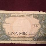 BANCNOTA UNA MIE LEI 1945