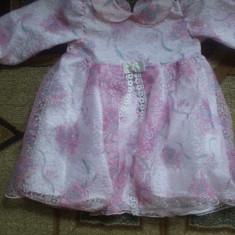 Rochie ocazie copii, Roz