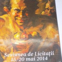 ARTMARK, SESIUNEA DE LICITATII 15/20 MAI 2014 - Carte Istoria artei