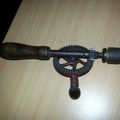 Masina de gaurit manuala