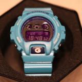 Ceas barbatesc - Vand ceas Casio G-Shock original model DW-6900CB - Bleu