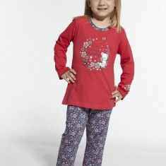 Pijama fete 2-14 ani - art 811-812-28 White Bear
