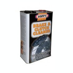 BRAKE & CLUTCH CLEANER- SOLUTIE CURATAT SISTEM FRANARE - Spray antipatinare curea Auto