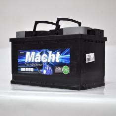 Baterie auto - MACHT AGM 80Ah. (790A; 310x175x190)