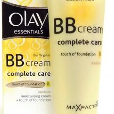 Cremă de față Olay Essentials BB Cream Complete Care - Medium - Fond de ten