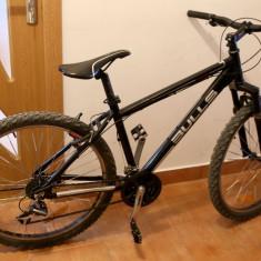 Mountain Bike, 16 inch, 26 inch, Numar viteze: 21, Aluminiu, Negru - Bicicletă MTB Bulls Sharptail 16
