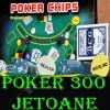 SET DE POKER JOC DE POKER 300 JETOANE