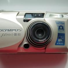 Olympus µ[mju:]-III 80, 35mm - Incarcator Aparat Foto