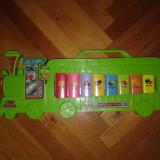Jucarie copii -  xilofon locomotiva
