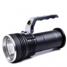 Lanterna Cu LED CREE Q5 2 Acumulatori 18650 800 Lumeni