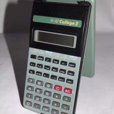 Calculator stiintific Casio FX-92 College II - Calculator Birou