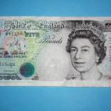 Bancnota Straine, Europa, An: 1990 - Anglia 5 Pounds 1990 XF