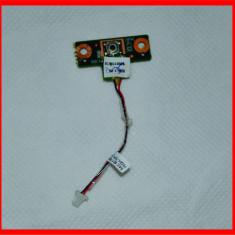 Buton power Buton pornire Buton on/off Toshiba Satellite L300 - Modul pornire