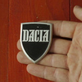 Emblema Dacia - UAP - Uzina de automobile Pitesti !!!