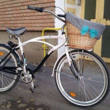 Bicicleta dama cross raleigh Sidney Cruiser