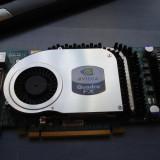 Placa video nvidia quadro FX 3400 - Placa video PC NVIDIA, PCI Express, 256 MB