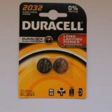 Baterie Aparat foto - Baterii Duracell 2032 Duralock