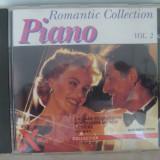Cd muzica - Romantic collection Vol. 2 - Piano - Muzica Dance