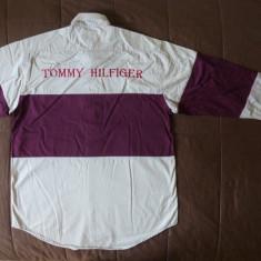 Camasa Tommy Hilfiger; marime L: 61.5 cm bust, 76 cm lungime, 64 cm maneca etc. - Camasa barbati Tommy Hilfiger, L, Din imagine