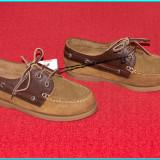 NOI, DE FIRMA _ Pantofi / mocasini, piele, foarte comozi, ZARA _ baieti | nr. 31