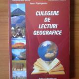 K1 Culegere De Lecturi Geografice - Lucian Irinel Ilinca, AlexandraTataru, Ioan Pipirigeanu - Carte Geografie