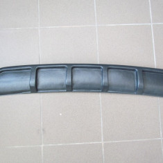 Difuzor bara compatibil Logan 2004-2012 mat texturat simplu - Difuzor bara spate auto