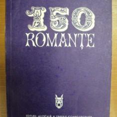 150 ROMANTE de MIA BARBU 1976 - Muzica Dance