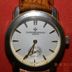 Ceas barbatesc Orient Vacheron Constantin REPLICA, Casual, Mecanic-Automatic, Piele, Analog